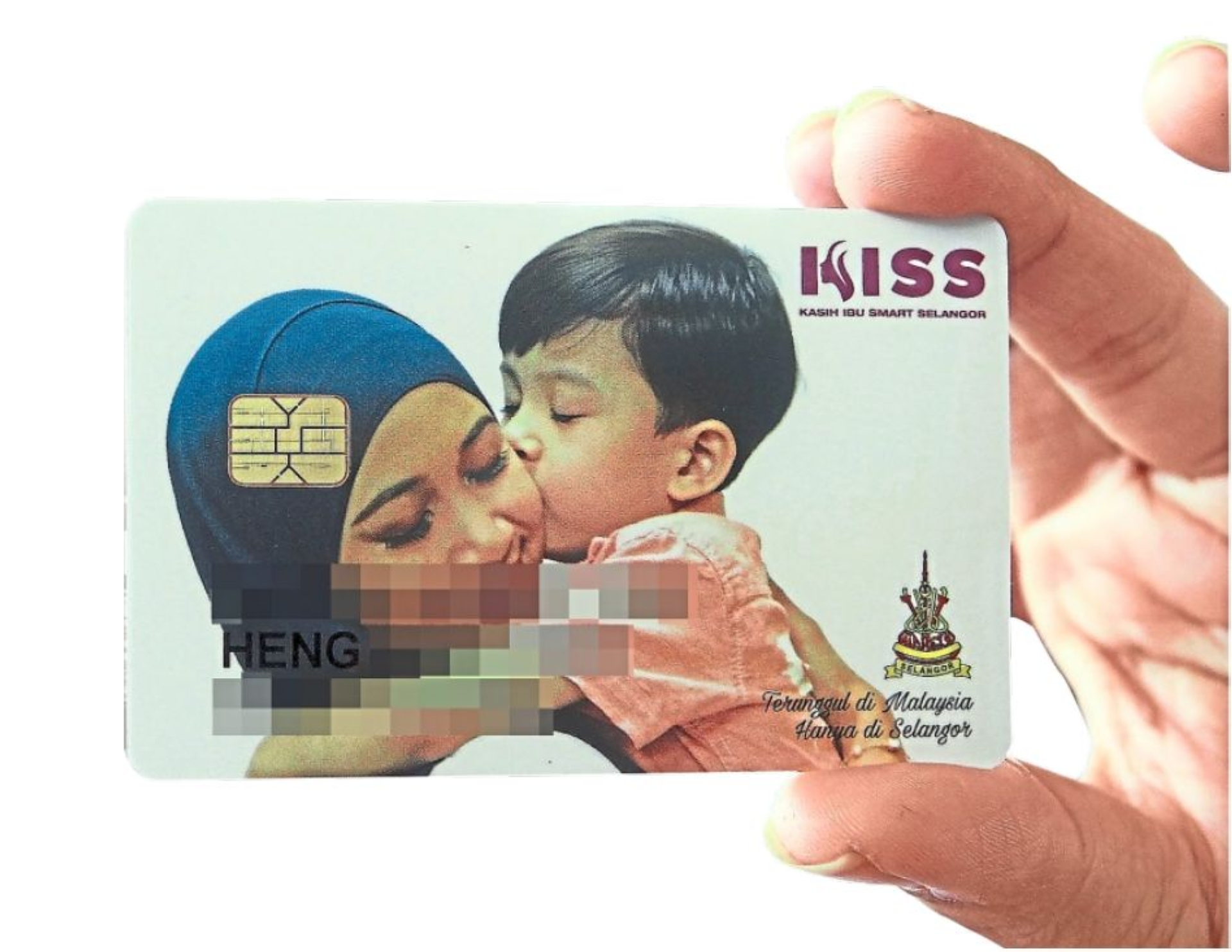 An additional 5,000 people will receive benefits with the KISS card, bringing the total to 25,000. — Filepic