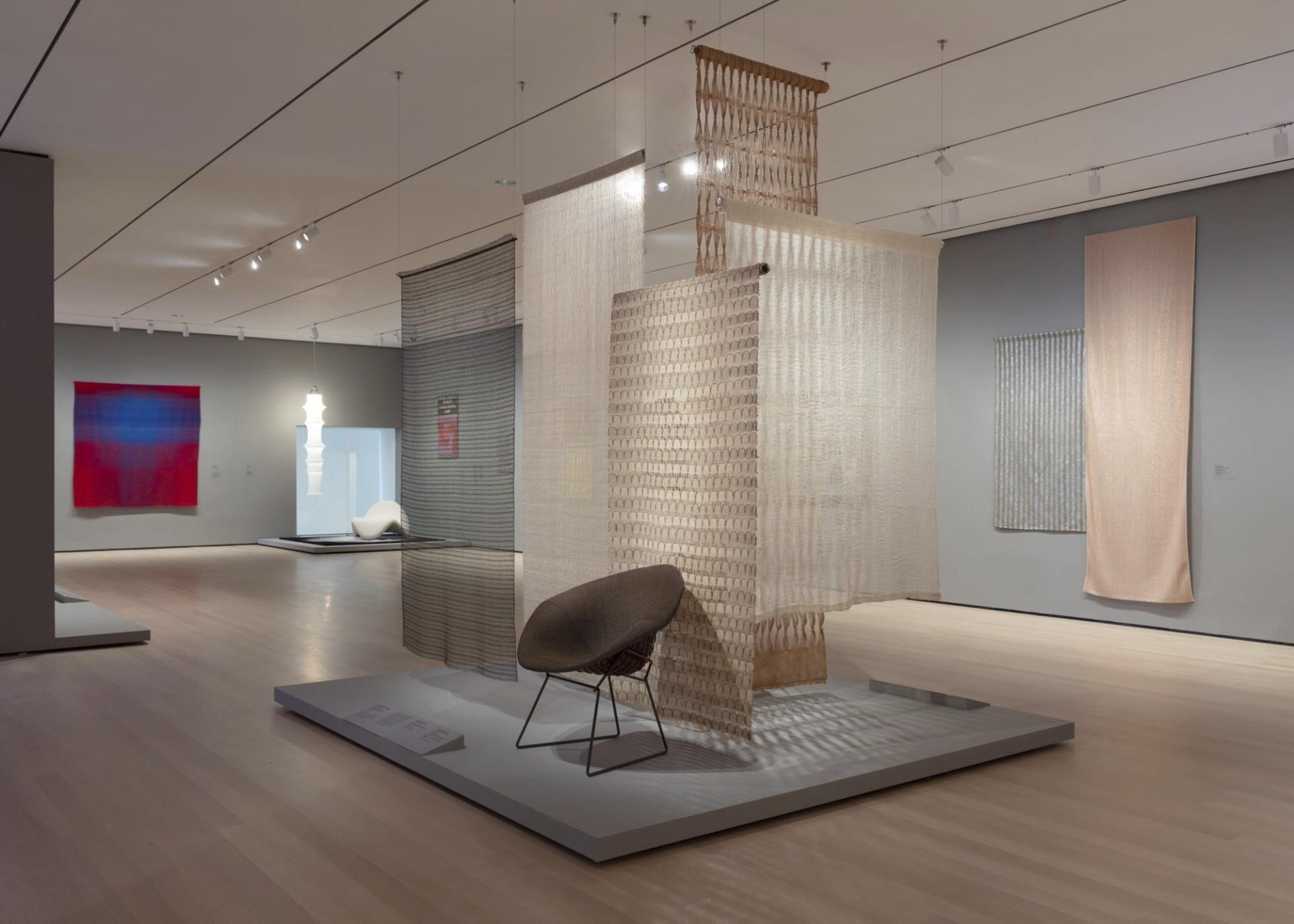 1969 Wall Hangings Museum Of Modern Art