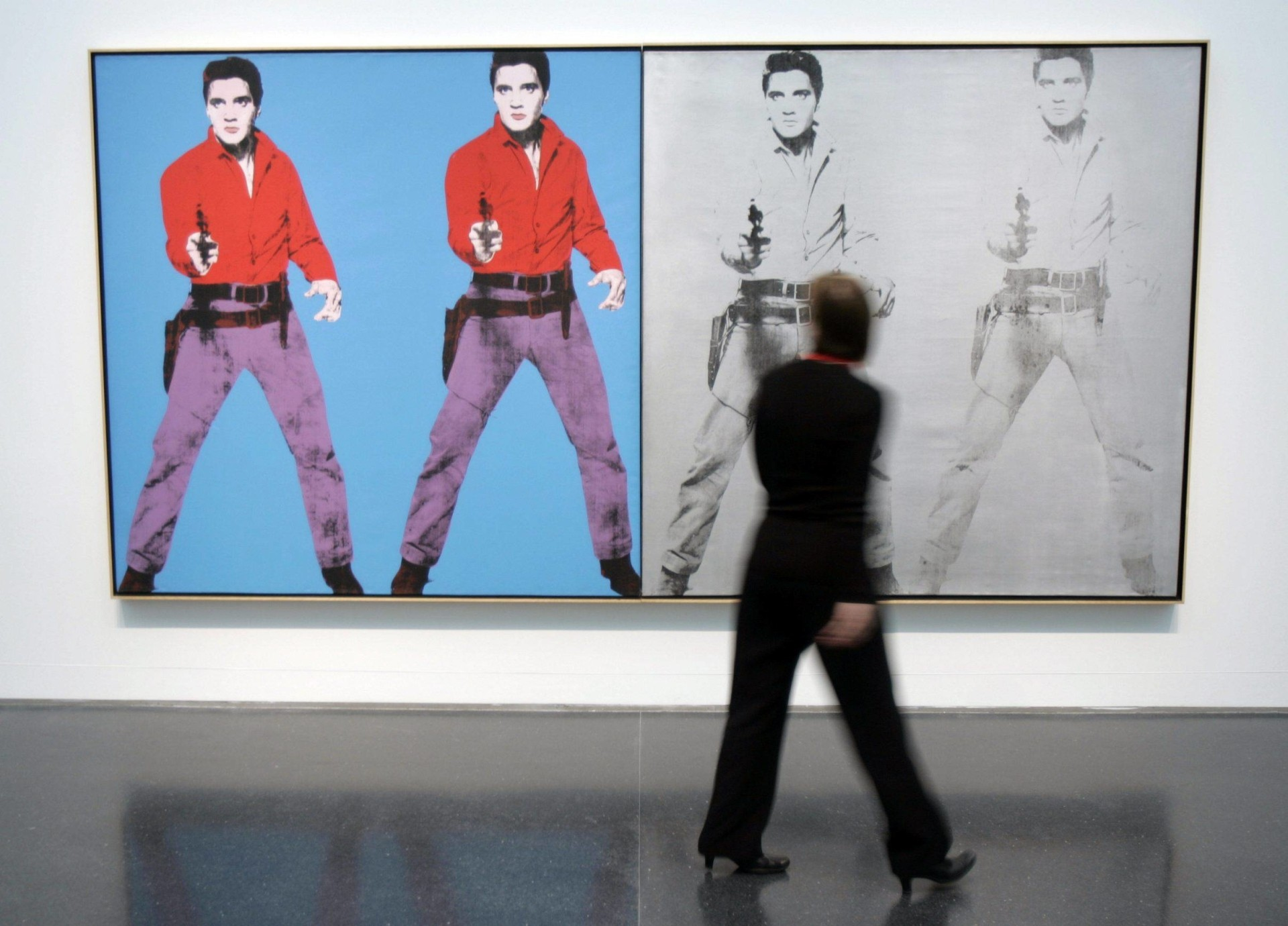 Blockbuster Warhol Exhibit At London S Tate Modern In 2020 The Star