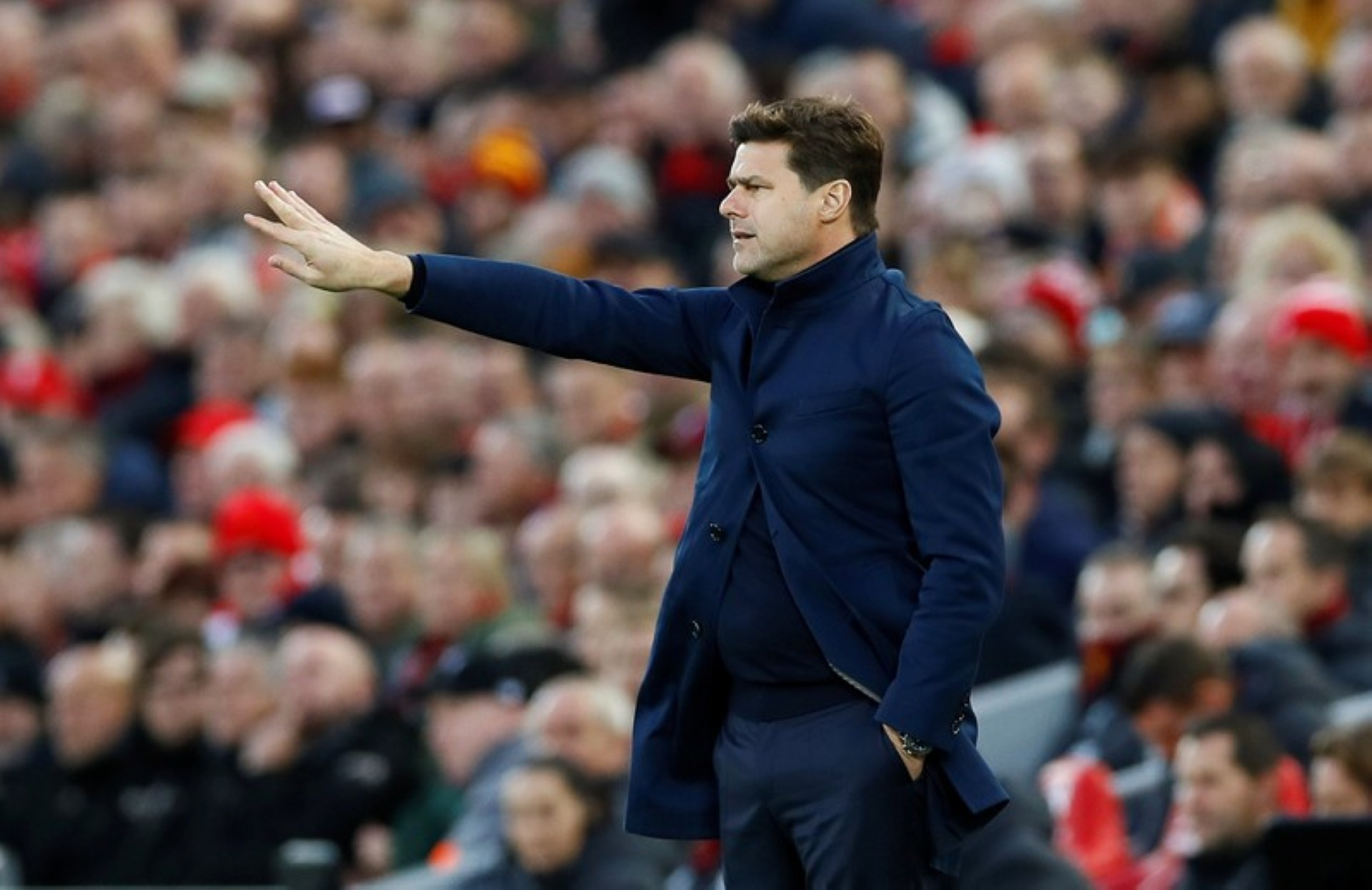 Football No Time To Cry Over Injuries Pochettino The Star