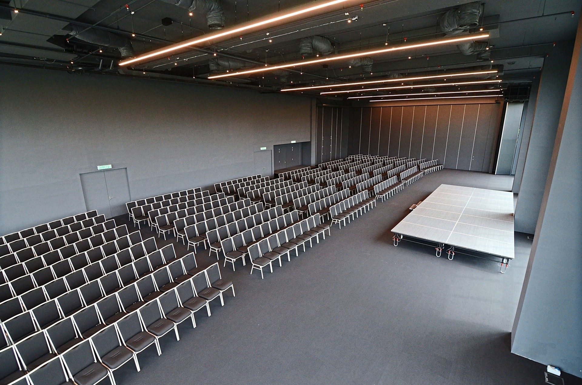Menara Ken TTDI\'s avant garde space with minimalist design that will be the venue of Star Media Group\'s People 4.0: The Future of Work conference.