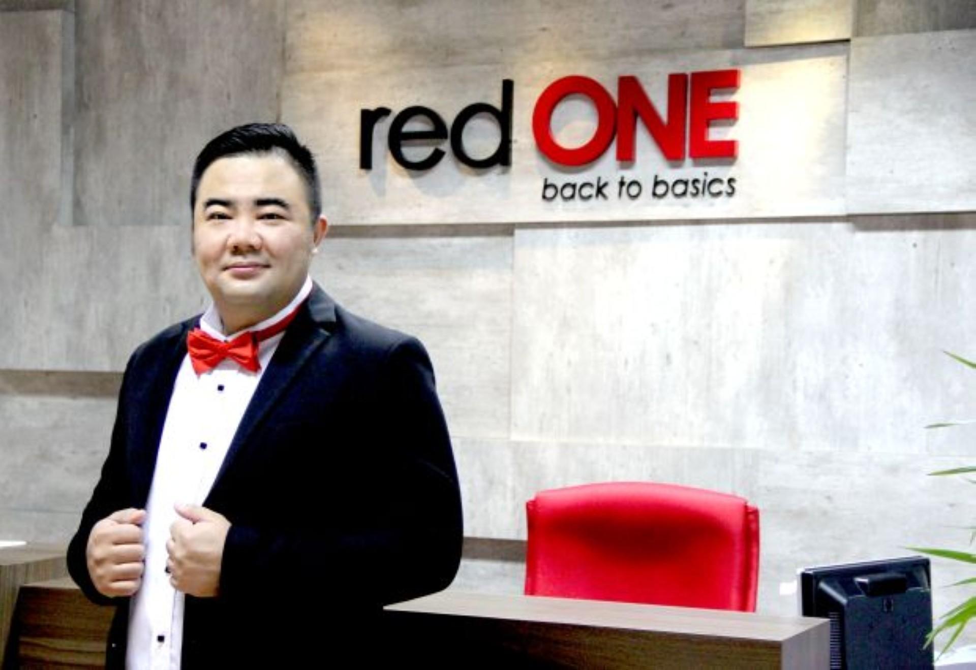 redONE chief sales officer Ben Teh Beng Hock
