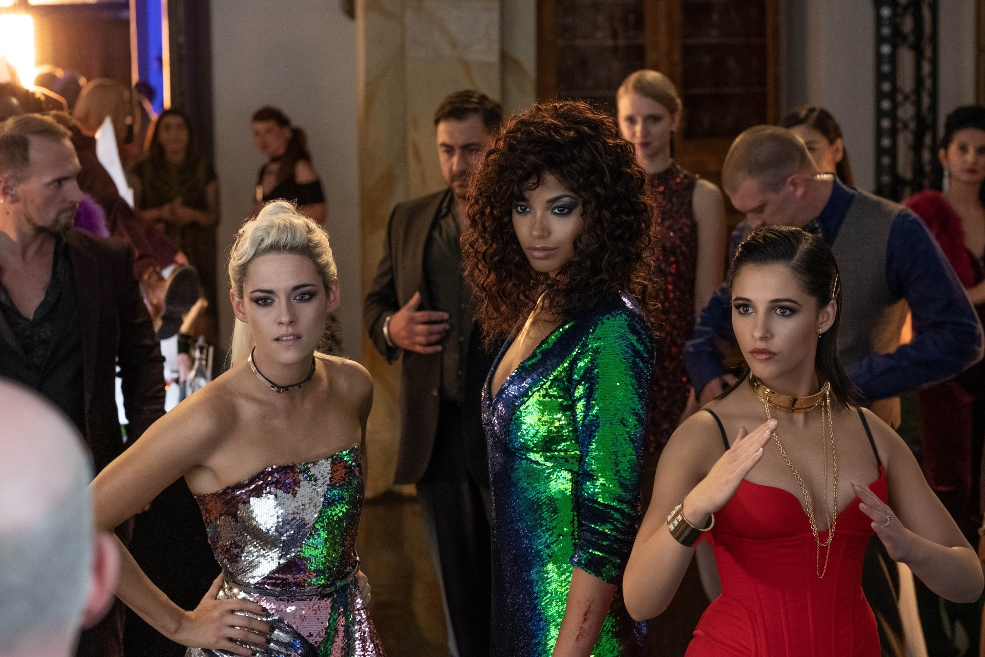 'And we're about to show you just how seriously the Barden Bellas take their oath.'