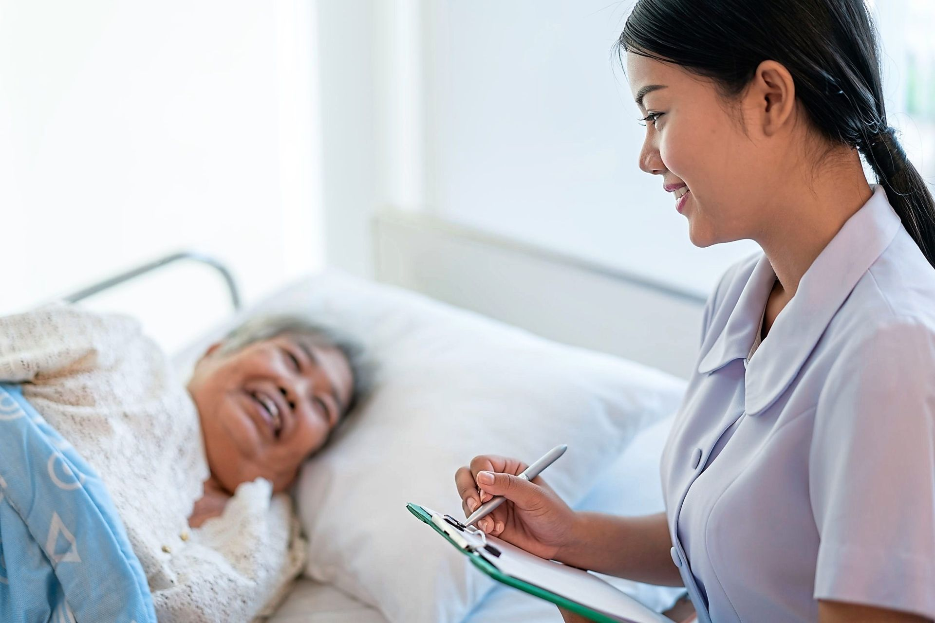 Having a positive mindset is crucial when a patient is undergoing treatment for cancer. - 123rf.com