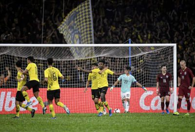 Football Malaysia Beat Thailand 2 1 To Claim Second Win In Wc Qualifiers The Star