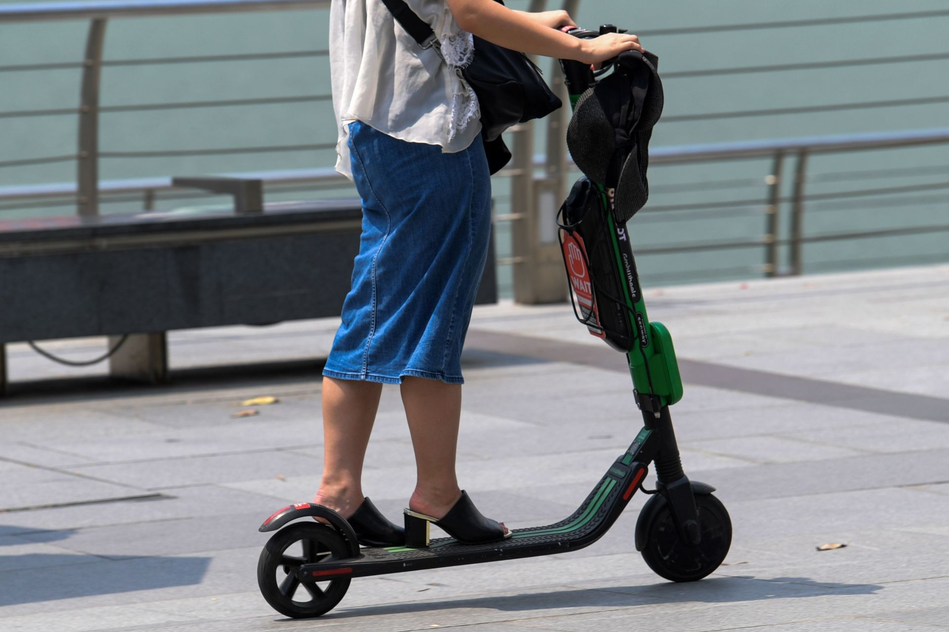 Tiny Singapore had embraced electric scooters in a big way, but deaths and fires linked to the two-wheelers have prompted authorities to introduce tough rules that could put a brake on their runaway success. — AFP