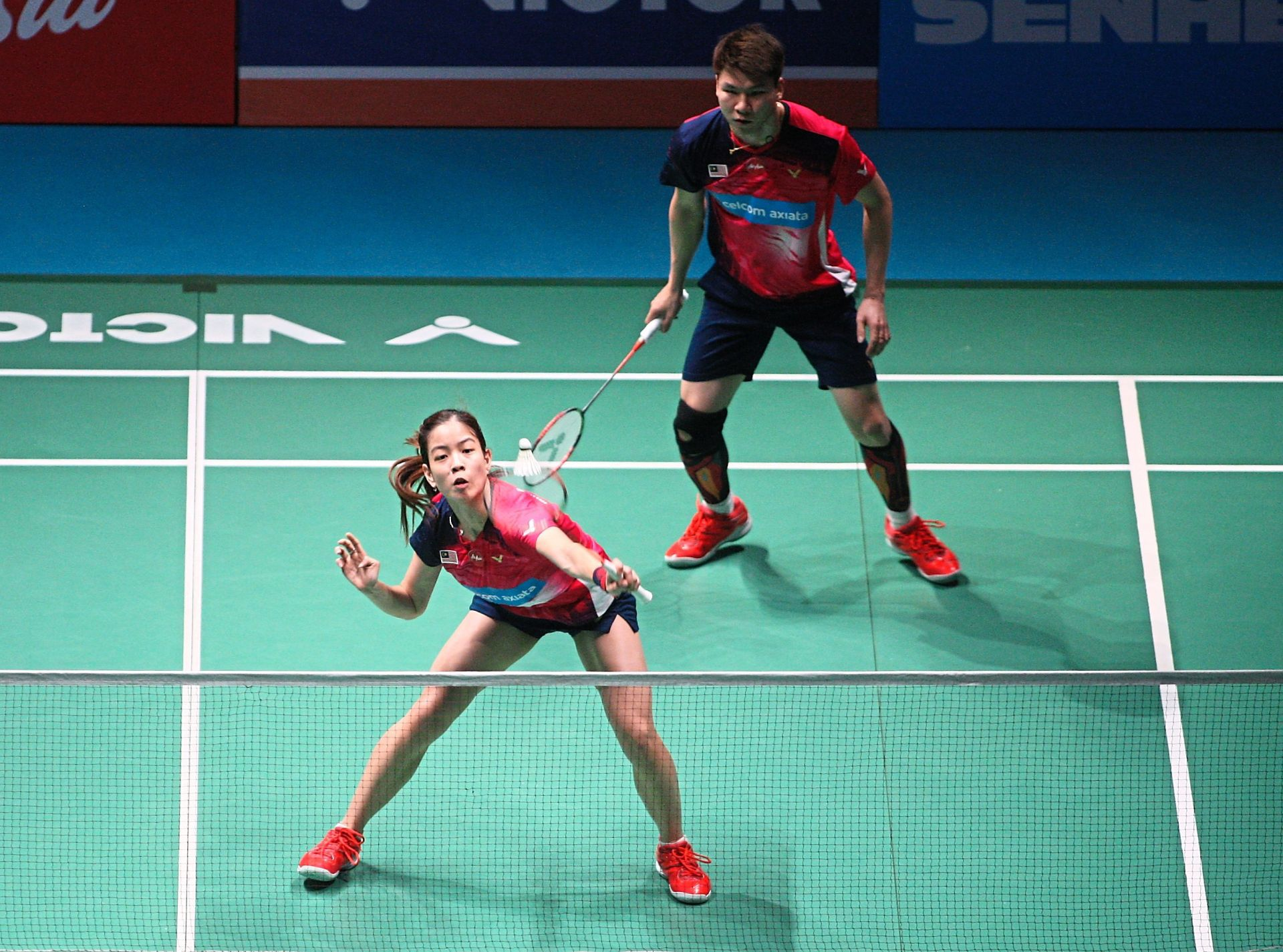 Malaysia mixed doubles pair power into the semi-finals - The Star Online