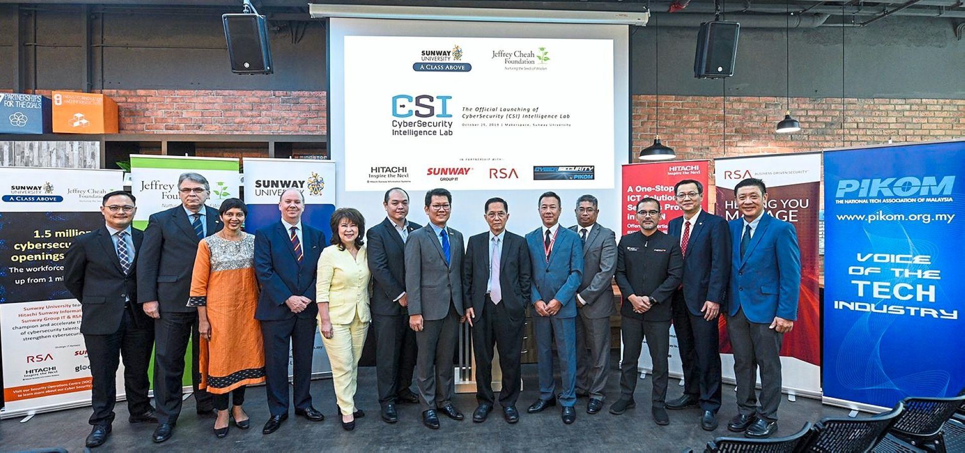 Sunway University sets up lab on cybersecurity