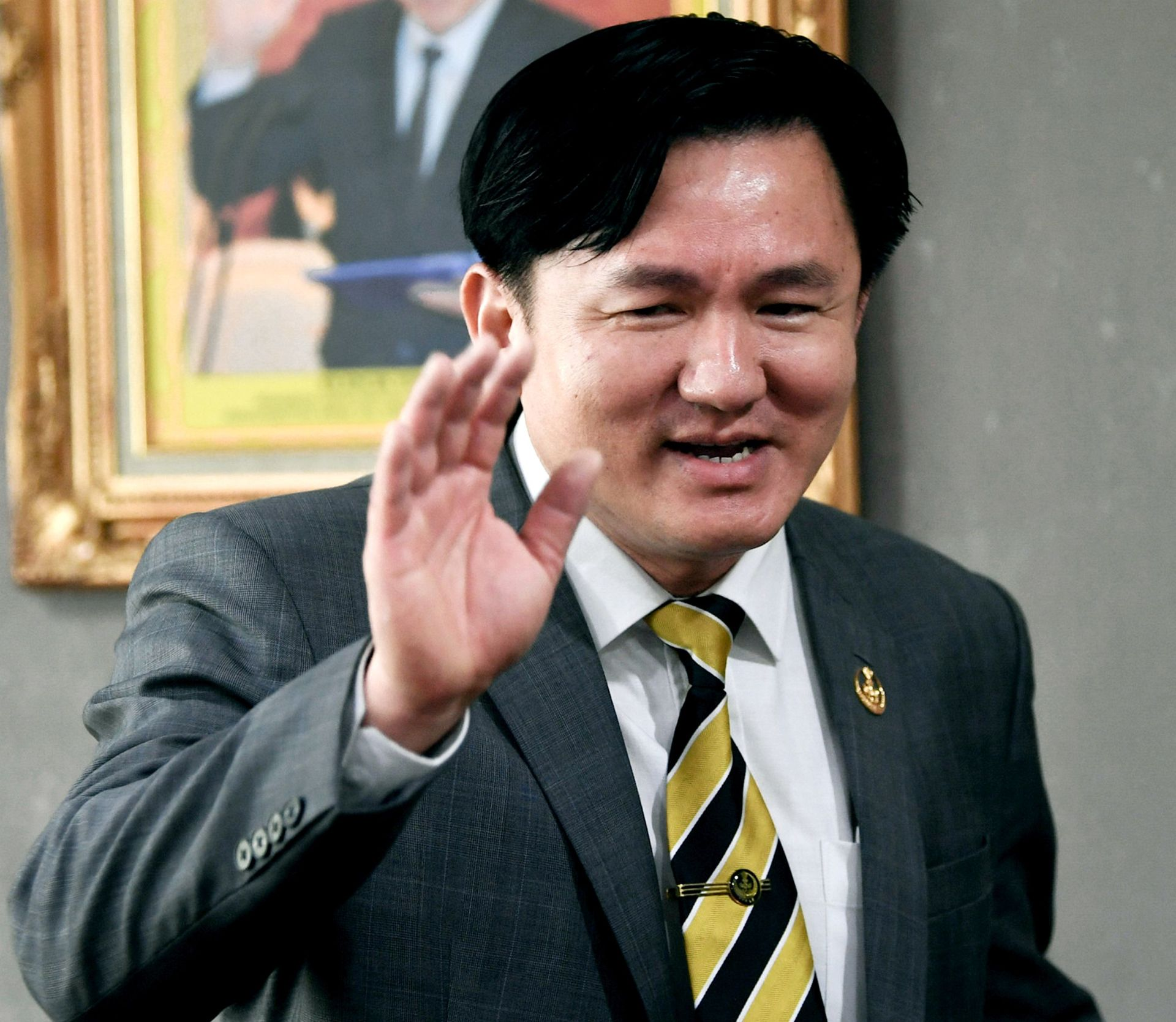 Audio clip of DAP leader criticising Paul Yong for resuming duties goes viral