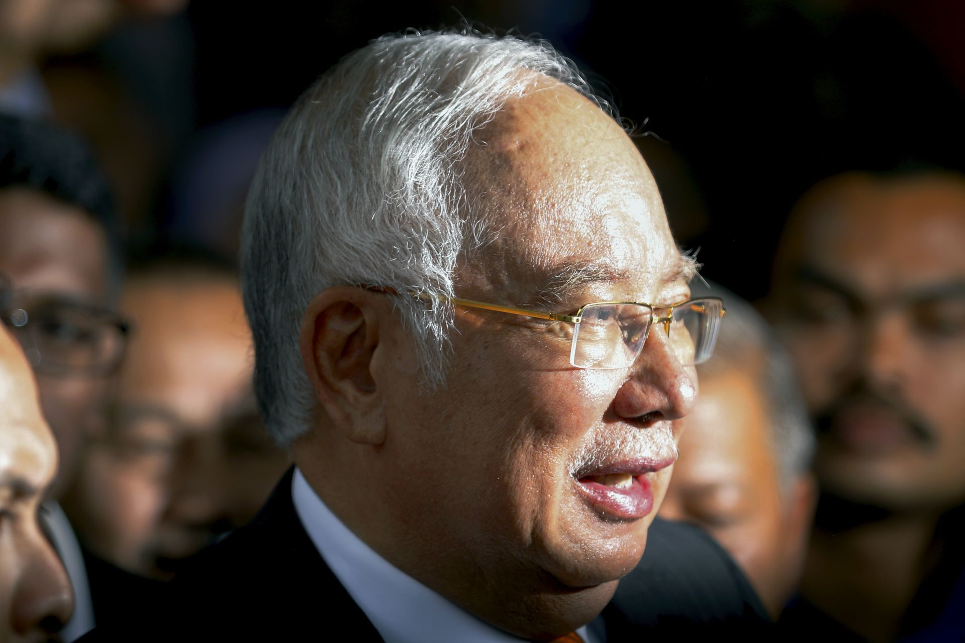 Najib's third trial expected to begin Monday (Nov 18)