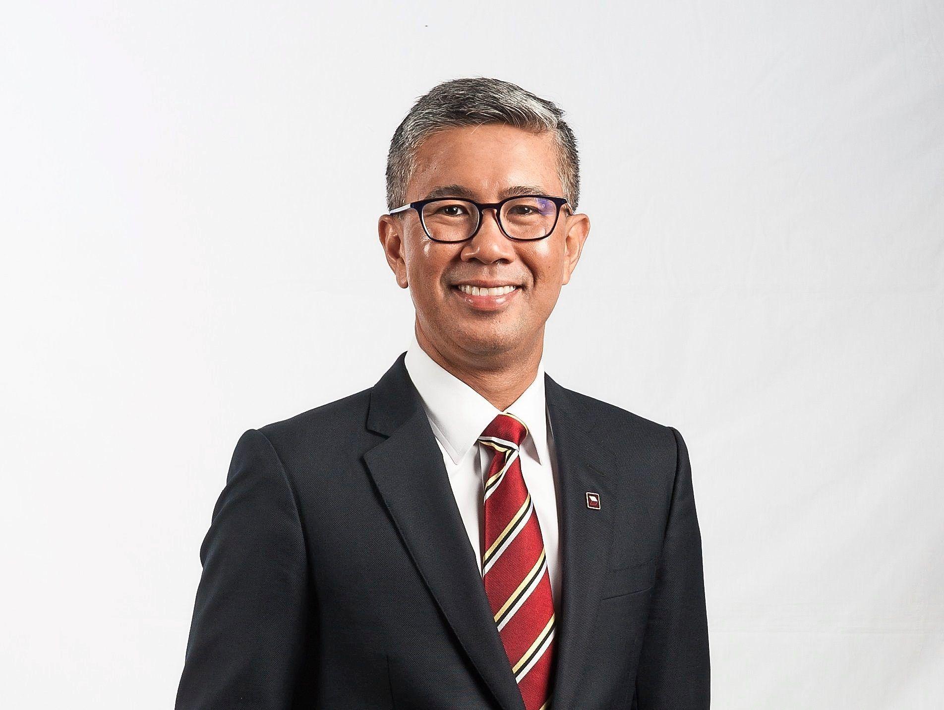 CIMB Group Holdings Bhd group CEO Tengku Datuk Seri Zafrul Aziz