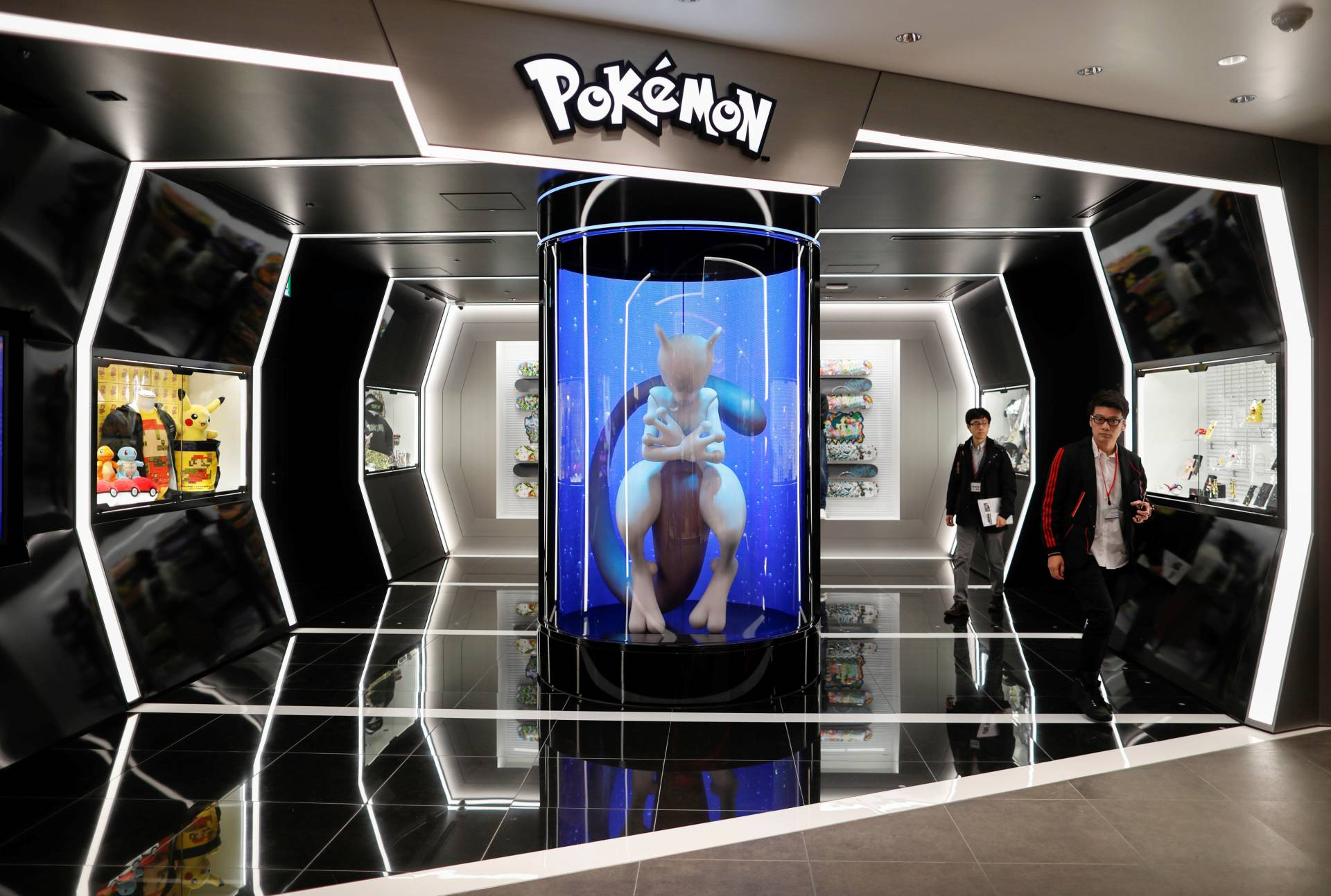 The Kyoto-based company, which already operates a store in New York, is building on the success of the Pokemon Centre retail chain, which will also have space on the 6th floor of the new Parco. — Reuters