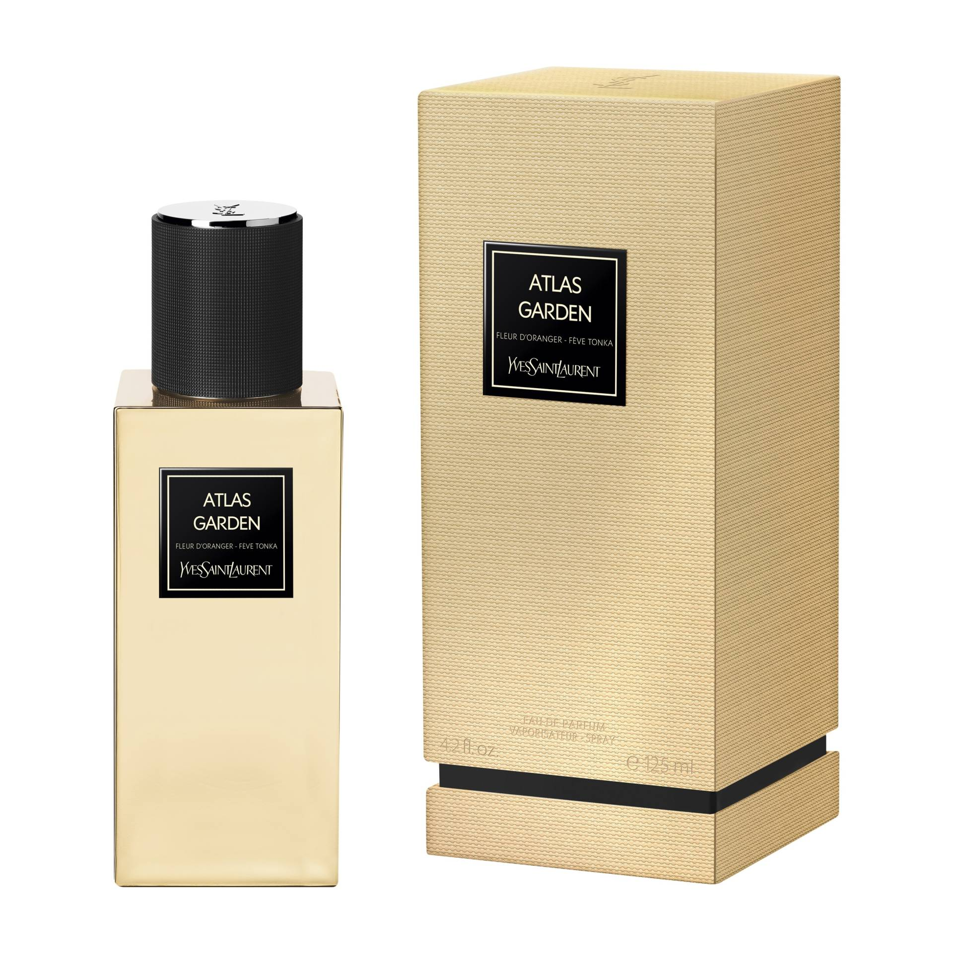 Atlas Garden by YSL, a new olfactory that pays homage to Morocco and its natural riches. - AFP Relaxnews