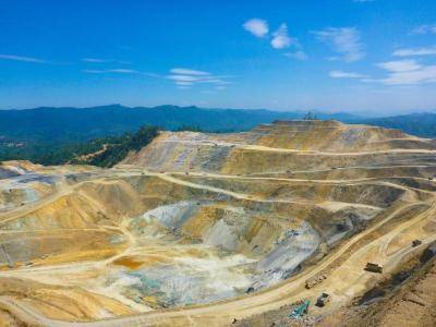 The tin mine in Klian Intan, Perak has been in operations for 112 years since 1907 and is a significant contributor to the country's tin production.