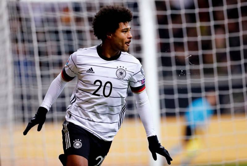 Football Germany Crush Northern Ireland With Gnabry Treble To Top Group The Star