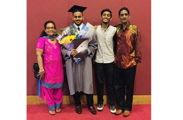 Students share heartfelt stories at convocation