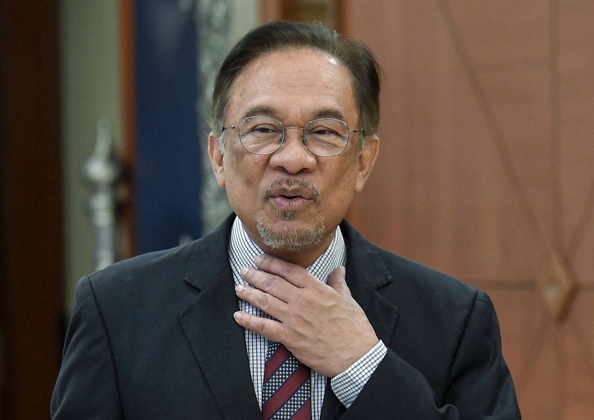 Image result for picture of anwar ibrahim