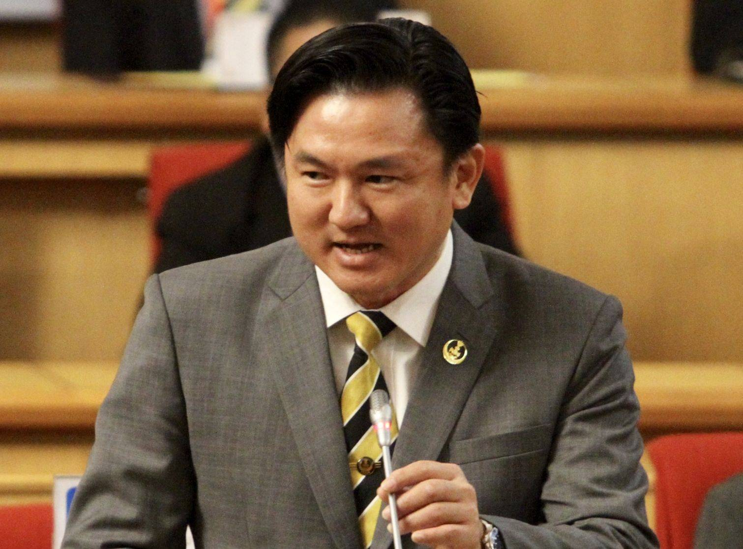 Paul Yong urges supporters to support Perak DAP leadership