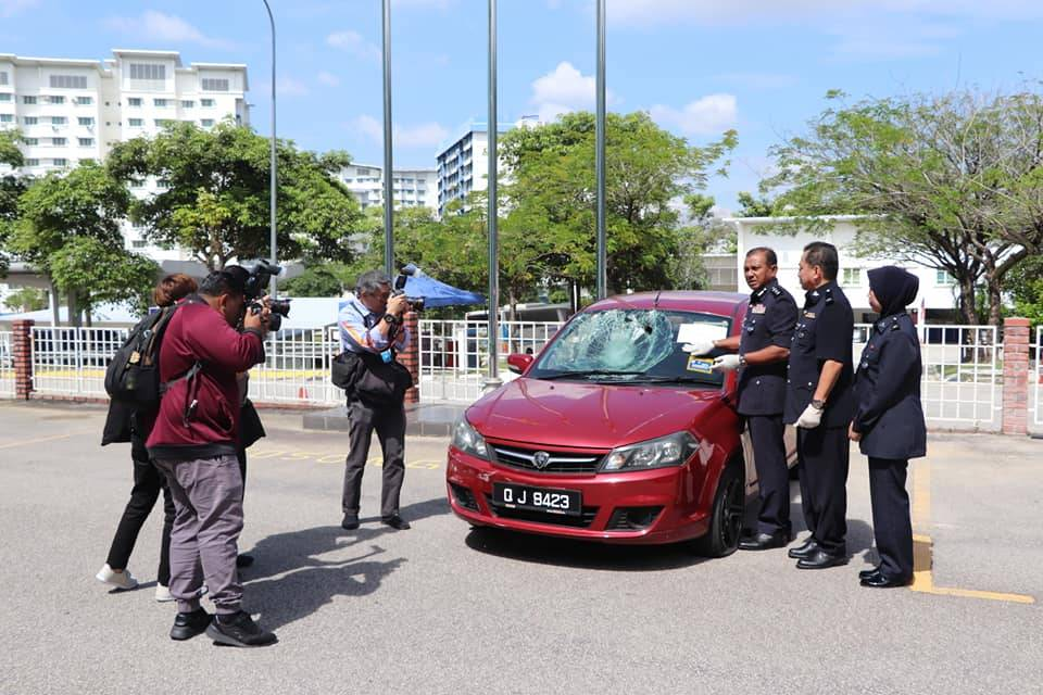 Cops rescue kidnap victim in Shah Alam