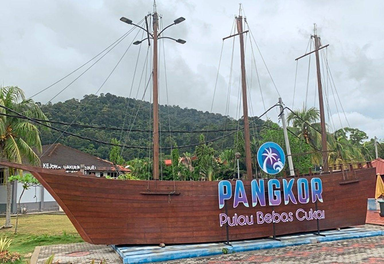 Pangkor's duty free status will commence in January 2020, drawing the attention of both local and international tourists.