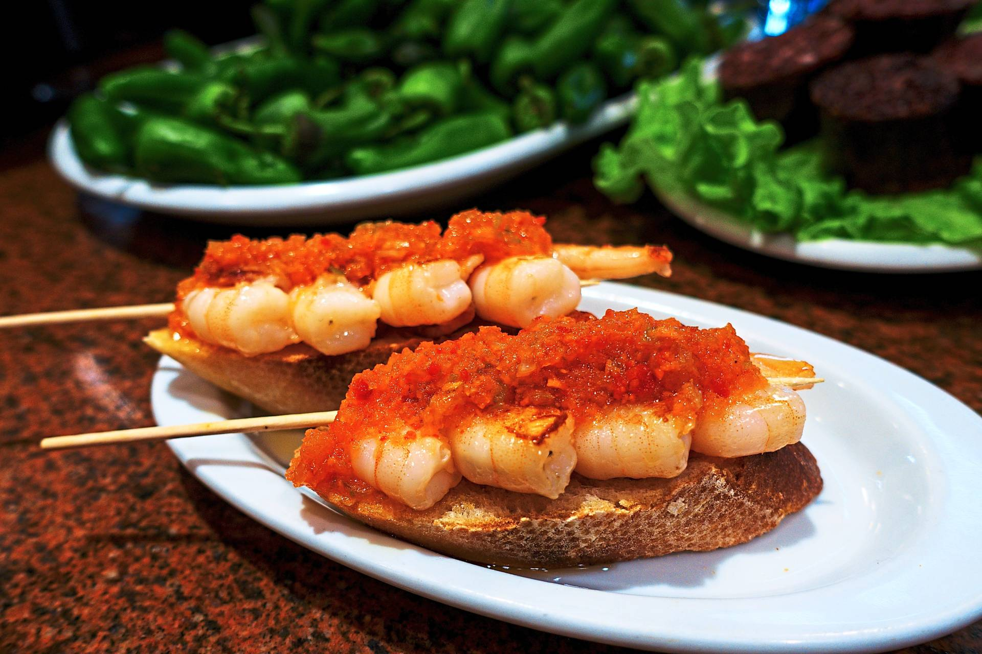 Newbies to San Sebastian shouldn't miss out on caliente pintxos, which are hot dishes cooked to order.