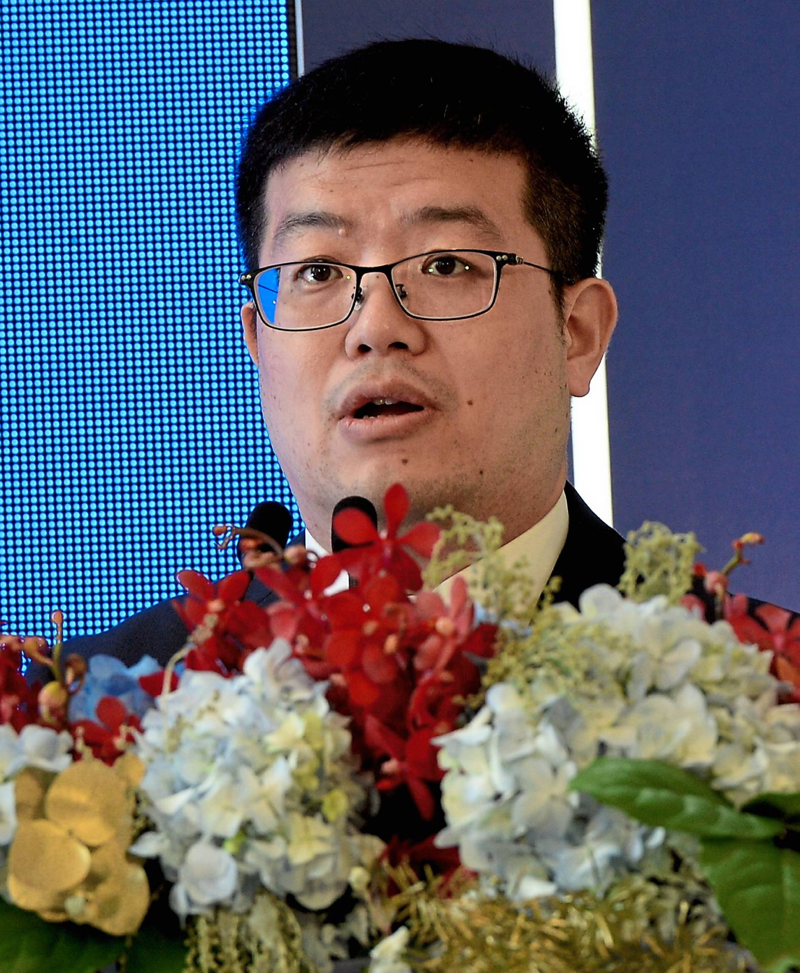 Zhang: We have confidence in the Malaysian government and its aim to build the country's first financial district.