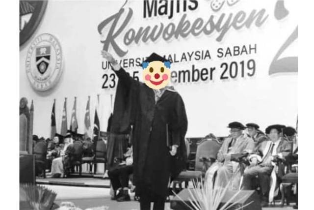 Graduate's 'Nazi salute' convocation picture goes viral