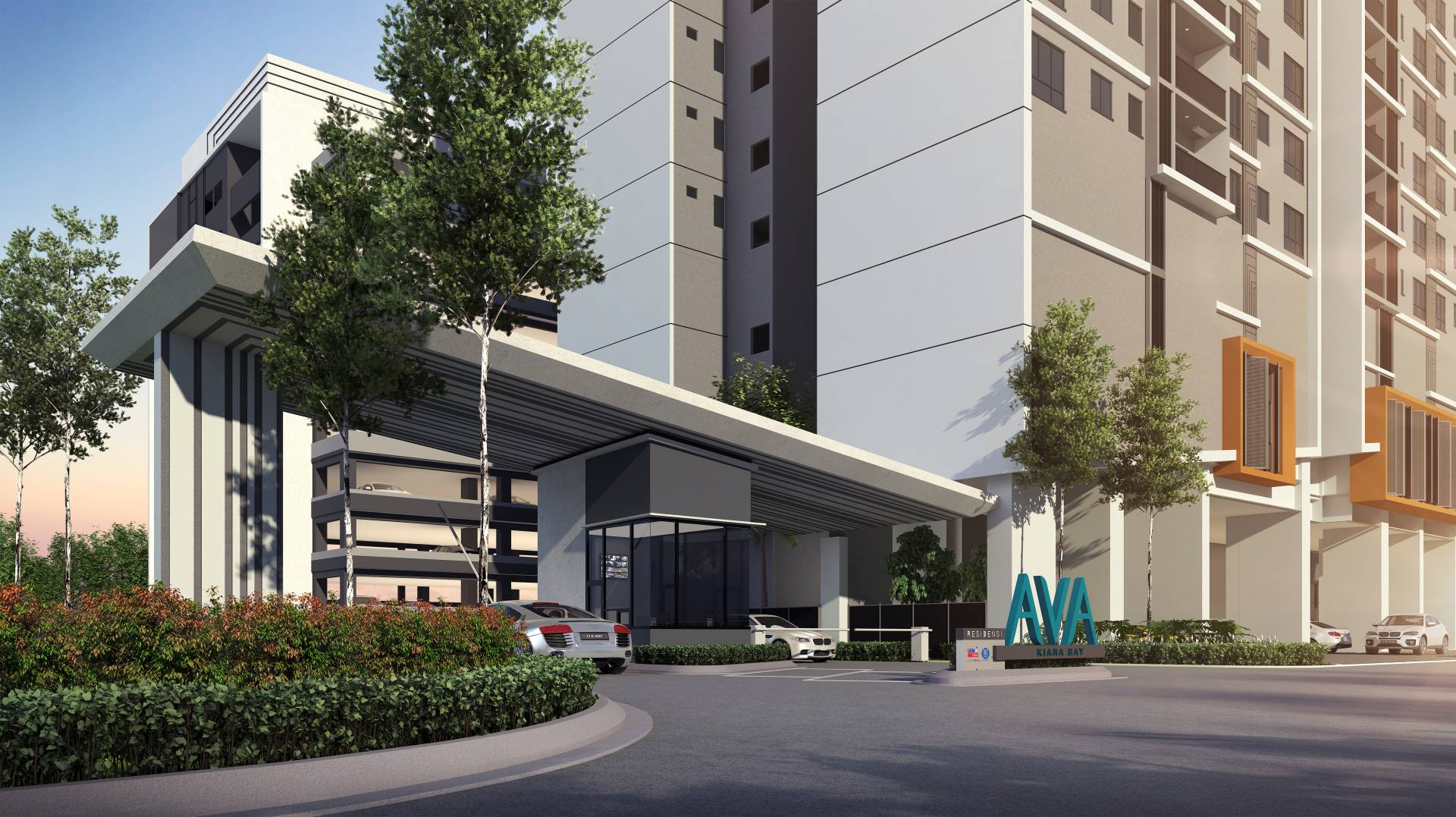 The estimated completion date of Residensi AVA is targeted for the second quarter of 2024.