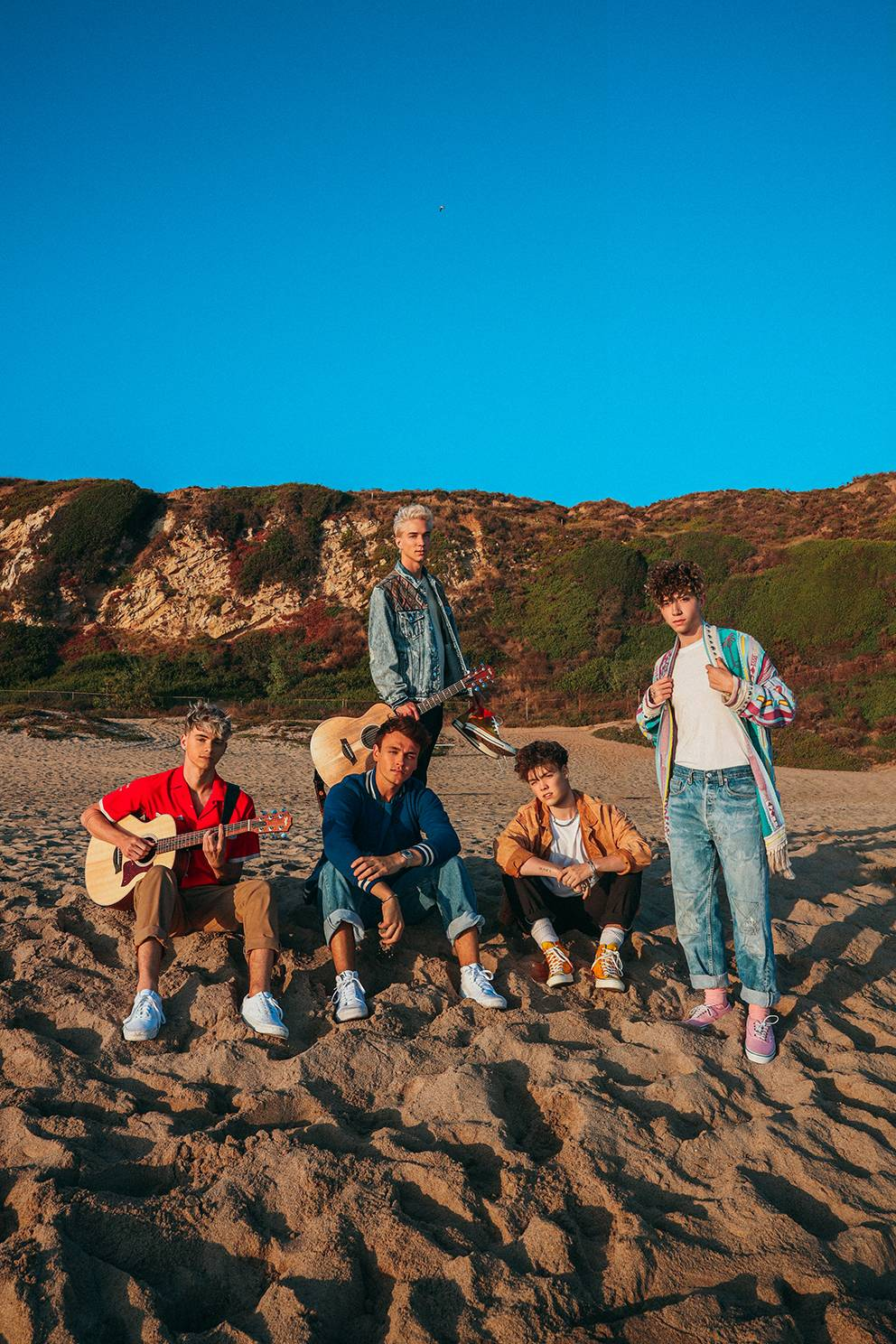 Members of Why Don't We lived together for over a year when they first moved to Los Angeles to pursue their music dreams in 2016.