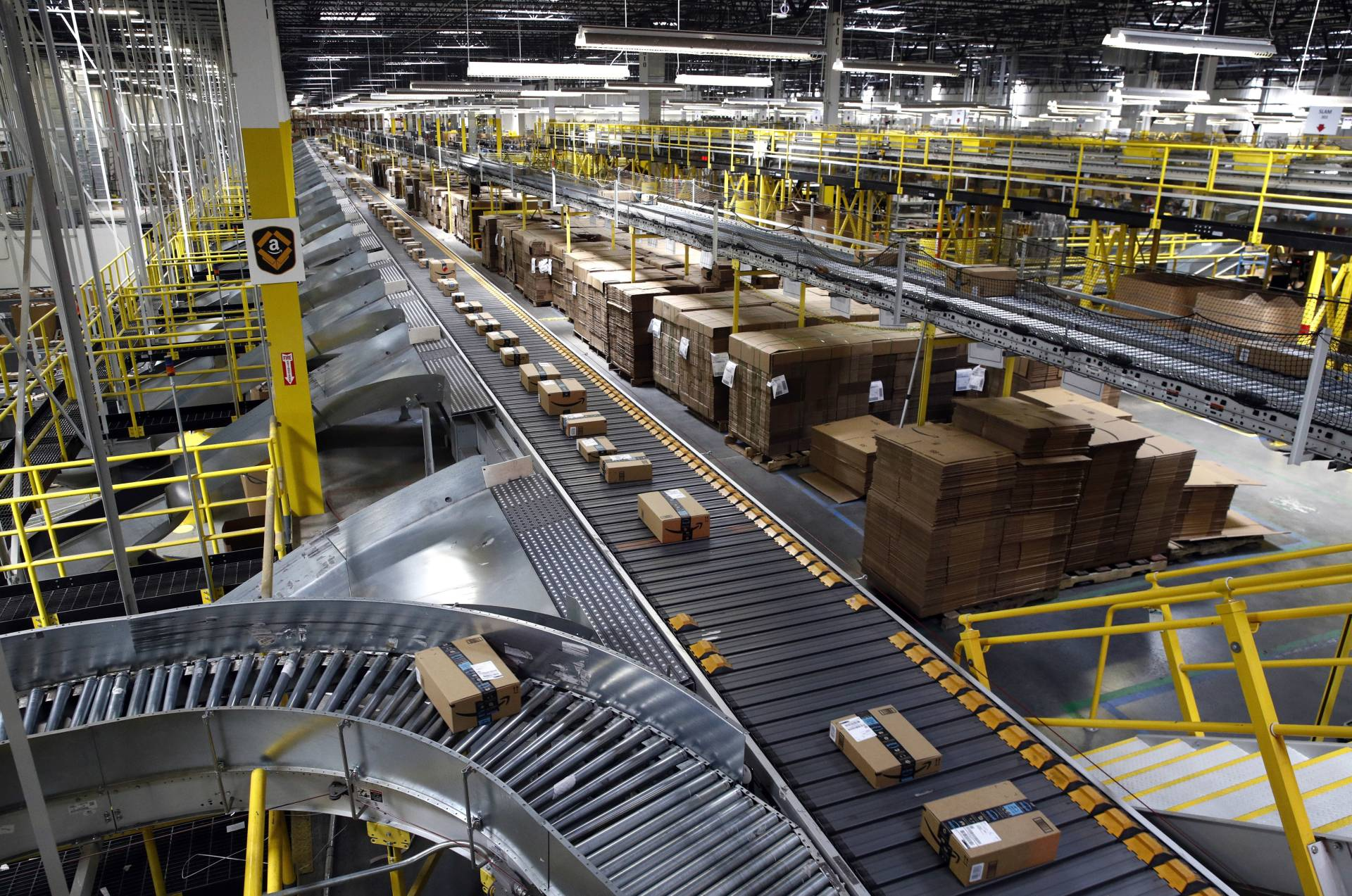 Many eyes will be on Amazon this holiday season and whether it will keep its delivery promises.