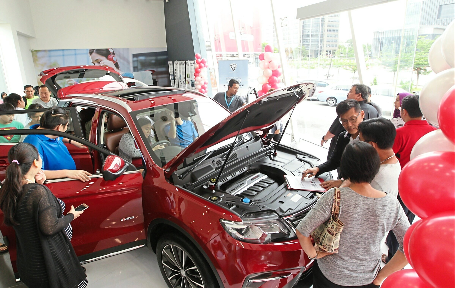 Game changer: Proton has delivered more than 24,000 units of the X70. The industry is waiting for Proton to launch its next new model – a smaller SUV that many are tentatively calling it the X50.