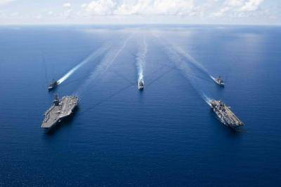 China suspends review of request for US military ships, aircraft visiting HK