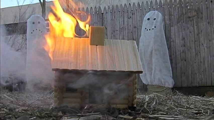 A video still from Christine Negus's 'Our Home'. Photo: Christine Negus