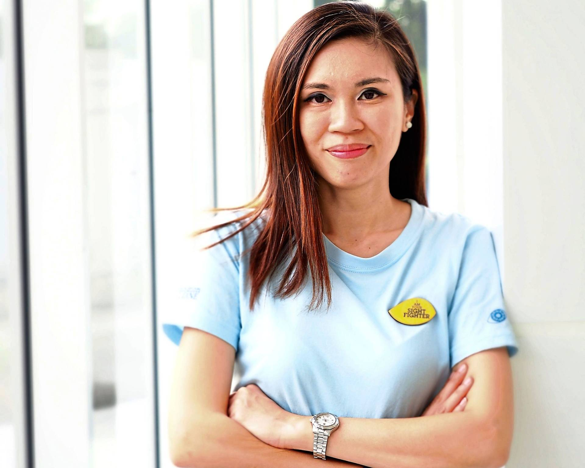 Clarance Boo says over the years, L'Occitane Malaysia and The L'Occitane Foundation team have raised and channelled more than RM714,000 to many different sight saving projects and helped more than 34,000 Malaysians in getting better eye care services. - L'Occitane Malaysia