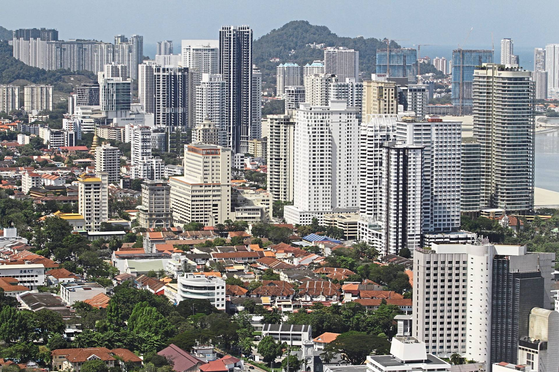 The simple life: Homebuyers from Hong Kong are looking at Penang for  second homes or retirement.