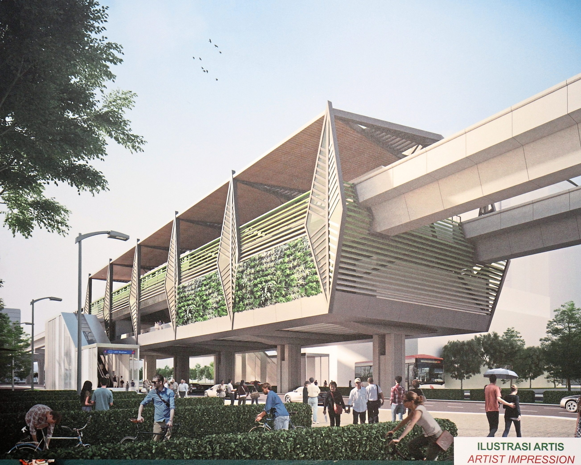 Gamuda expects first Bayan Lepas LRT package award by mid-2020