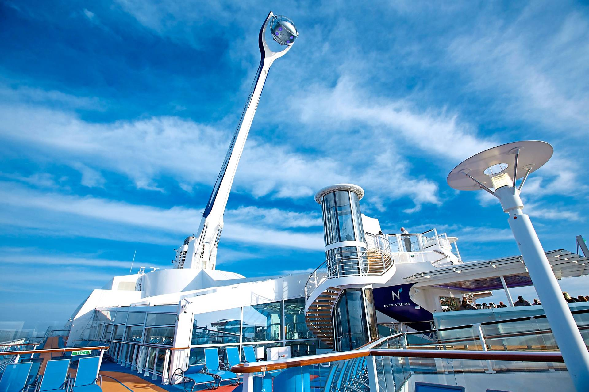 Royal Caribbean sailing in tourists to Malaysia