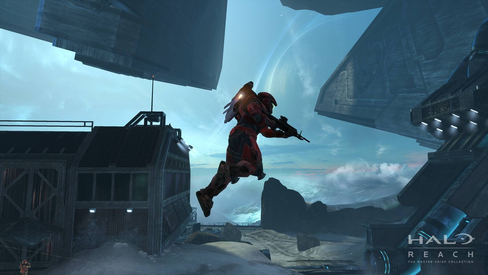 A Remastered Halo Reach Joins The Master Chief