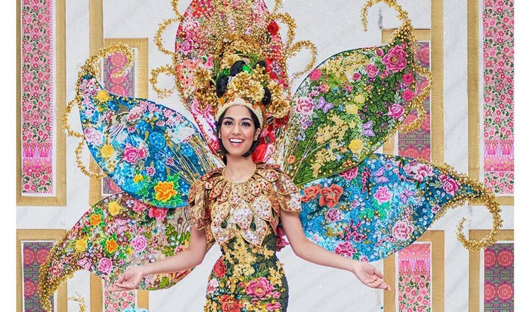 Malaysia wins Best National Costume at Miss Universe 2019