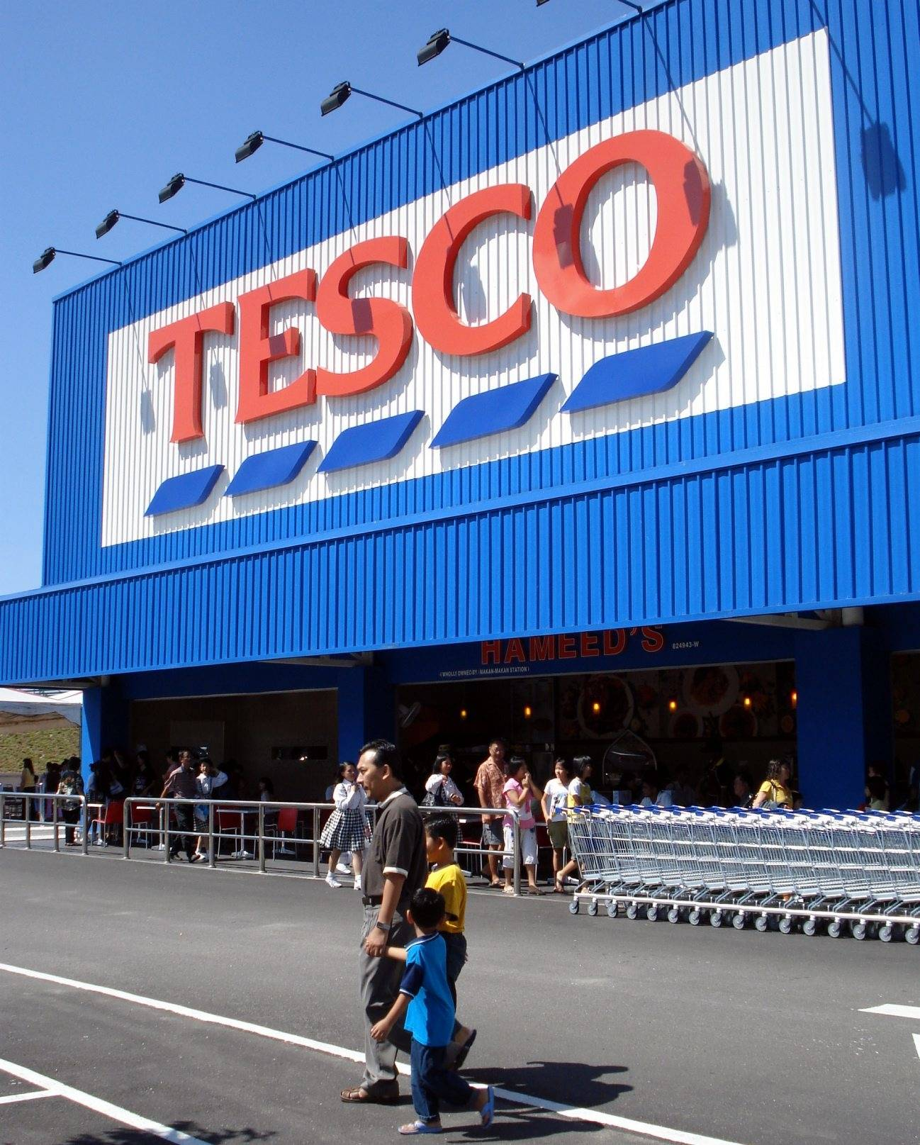 Image result for TESCO CONSIDERS SALE OF THAI AND MALAYSIAN STORES