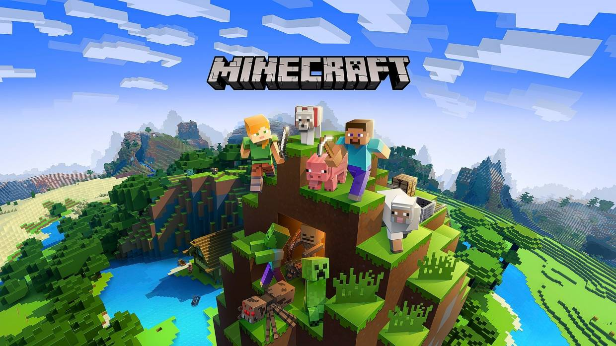The 'Minecraft' better together update arrives on