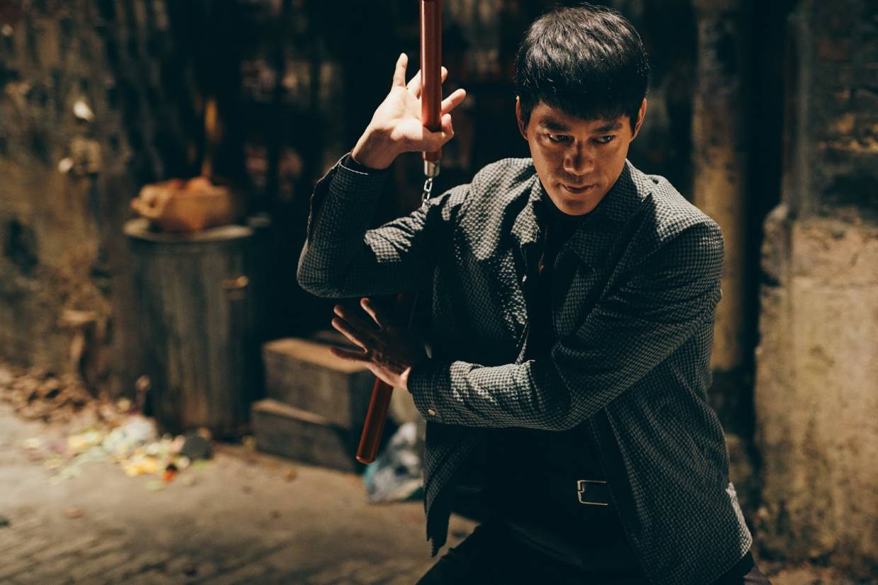 Danny Chan portrays Bruce Lee in the upcoming 'Ip Man 4'.