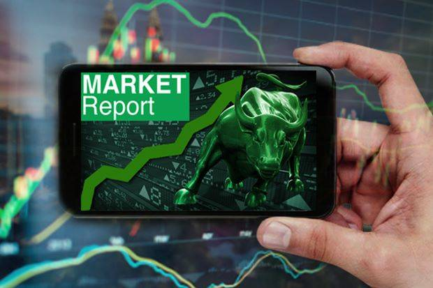 At 5pm, the KLCI was up 3.82 points or 0.24% to 1,571.16, but off the day's high of 1,579 due to late profit taking ahead of the weekend.