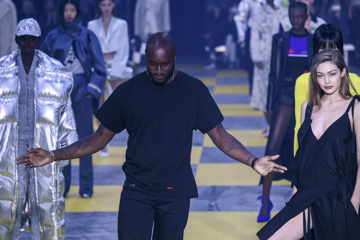 Virgil Abloh is hailed as among fashion's most promising designers.