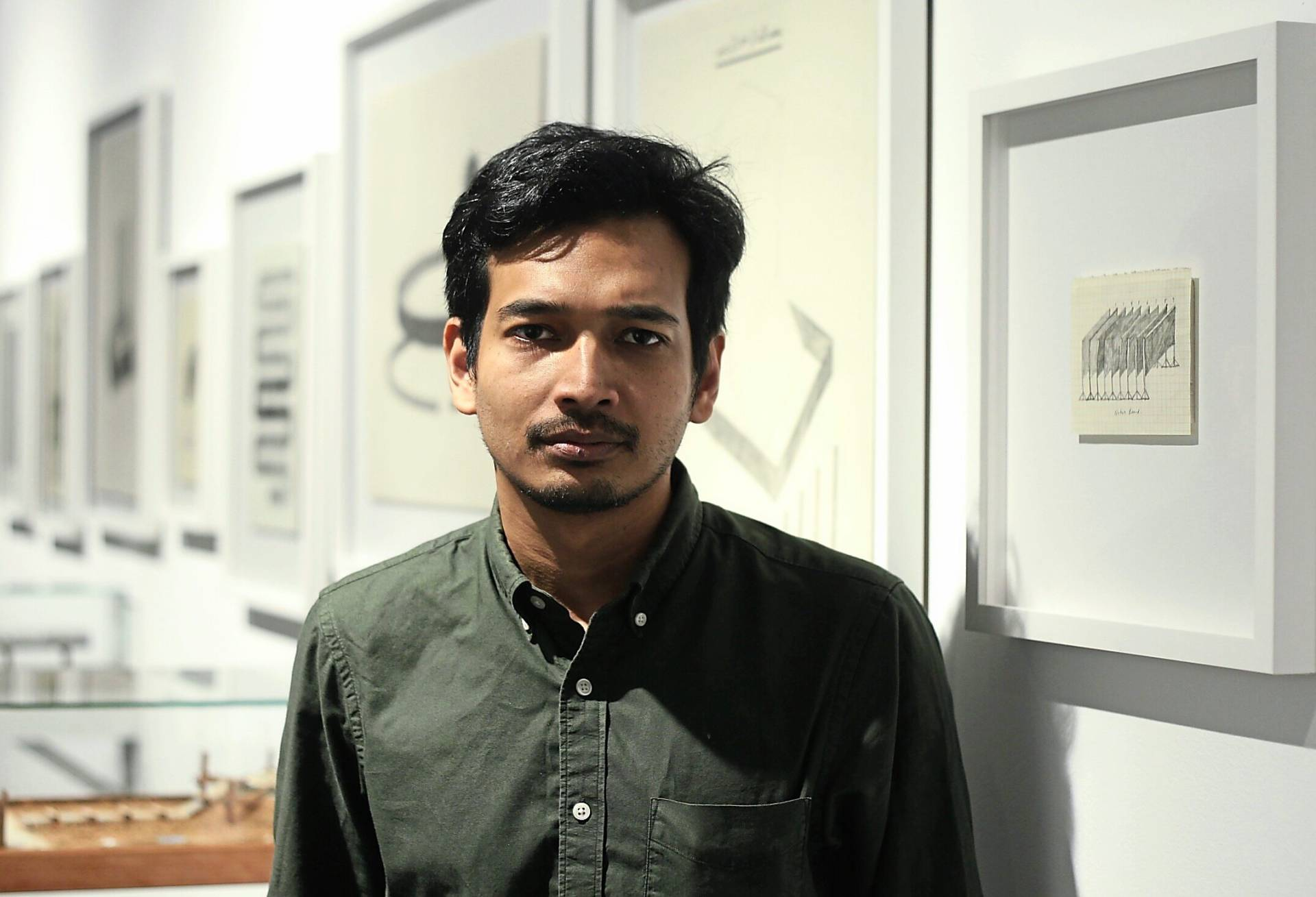 'Identity and culture are always evolving, you need to live it to keep it alive,' says Izat. Photo: The Star/Azman Ghani