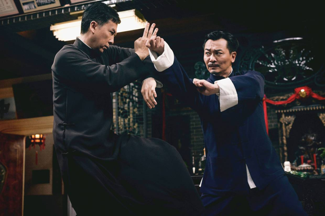 Ip Man's fight with tai chi master Wan took 10 days to complete.