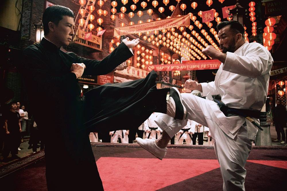 Yen says the hardest part of making the Ip Man movies was trying to do something new and fresh every single time.