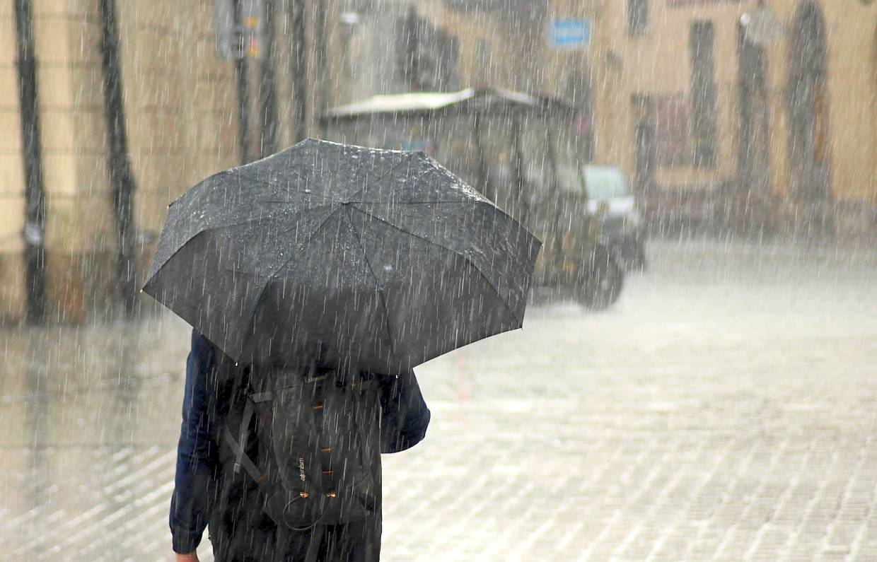 Walking in the rain can be therapeutic and liberating | The Star