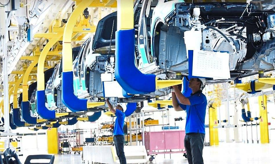 Vehicle sales up 9% in Oct  The Star