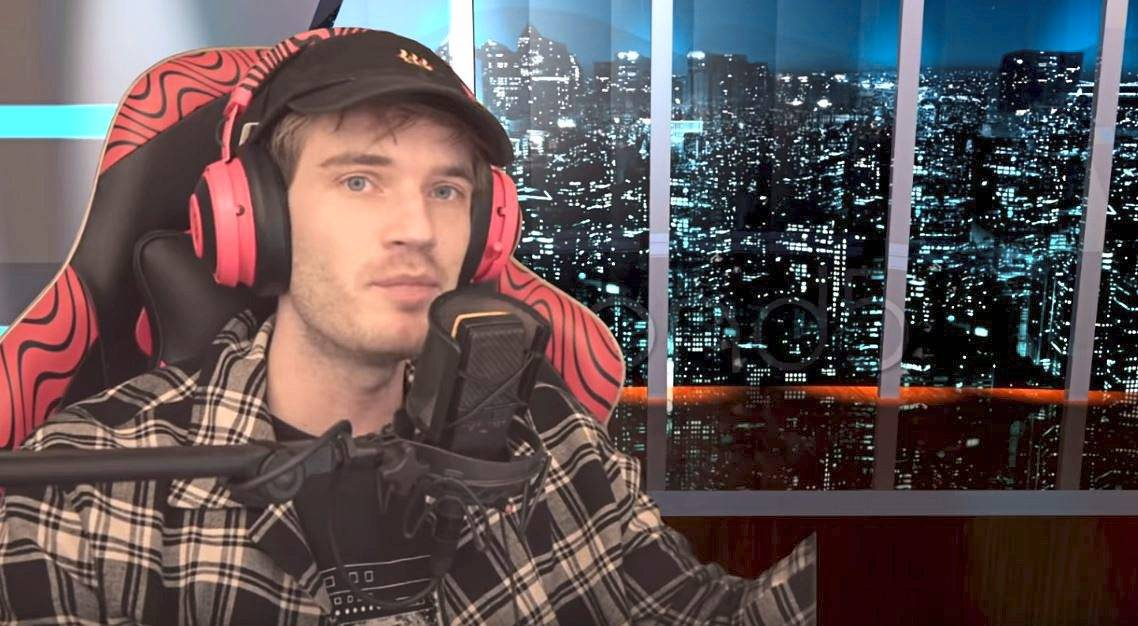 PewDiePie needs some time off from YouTube. He announced that he will be away from the platform in early 2020. — Screengrab from video YouTube's New Update Has A Big Flaw!